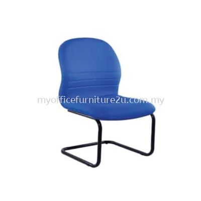 VD-104A Visitor Chair with Armrest Fabric