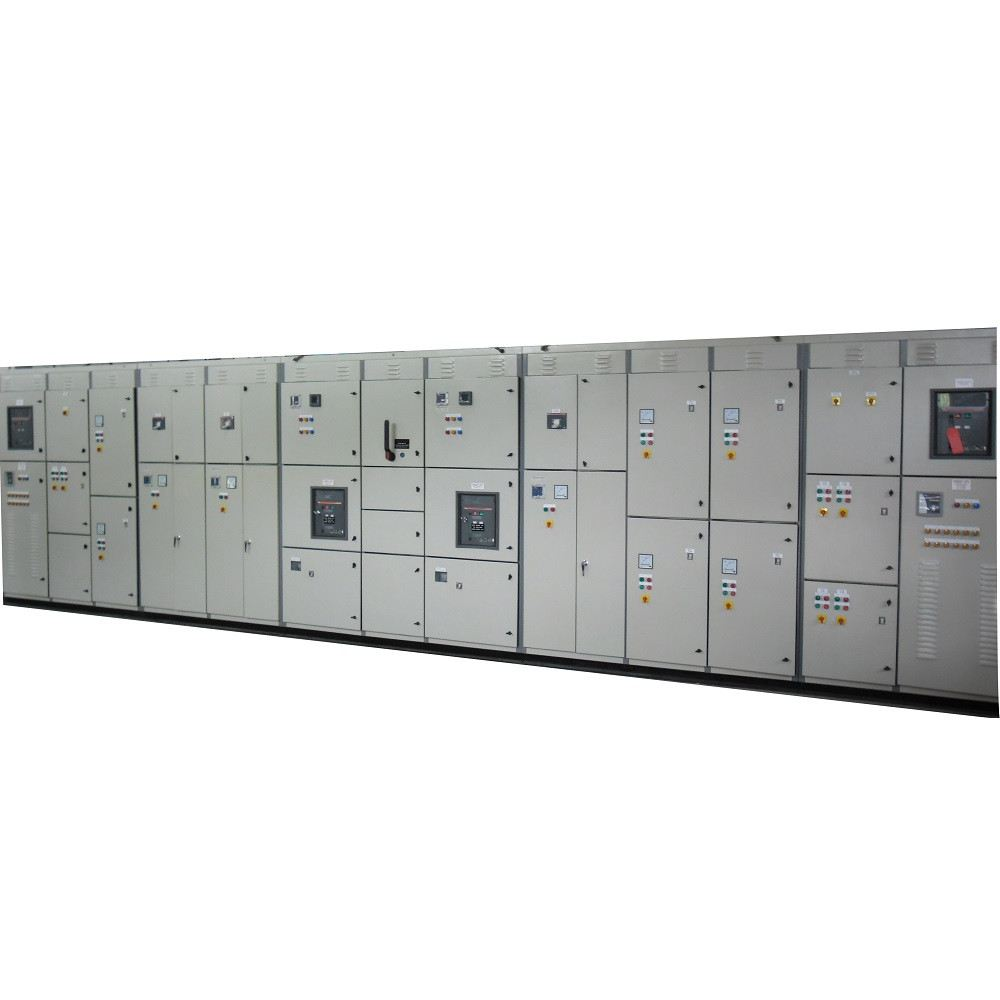 Electrical Equipment Power Distribution Equipment Stainless Steel Main Switchboard