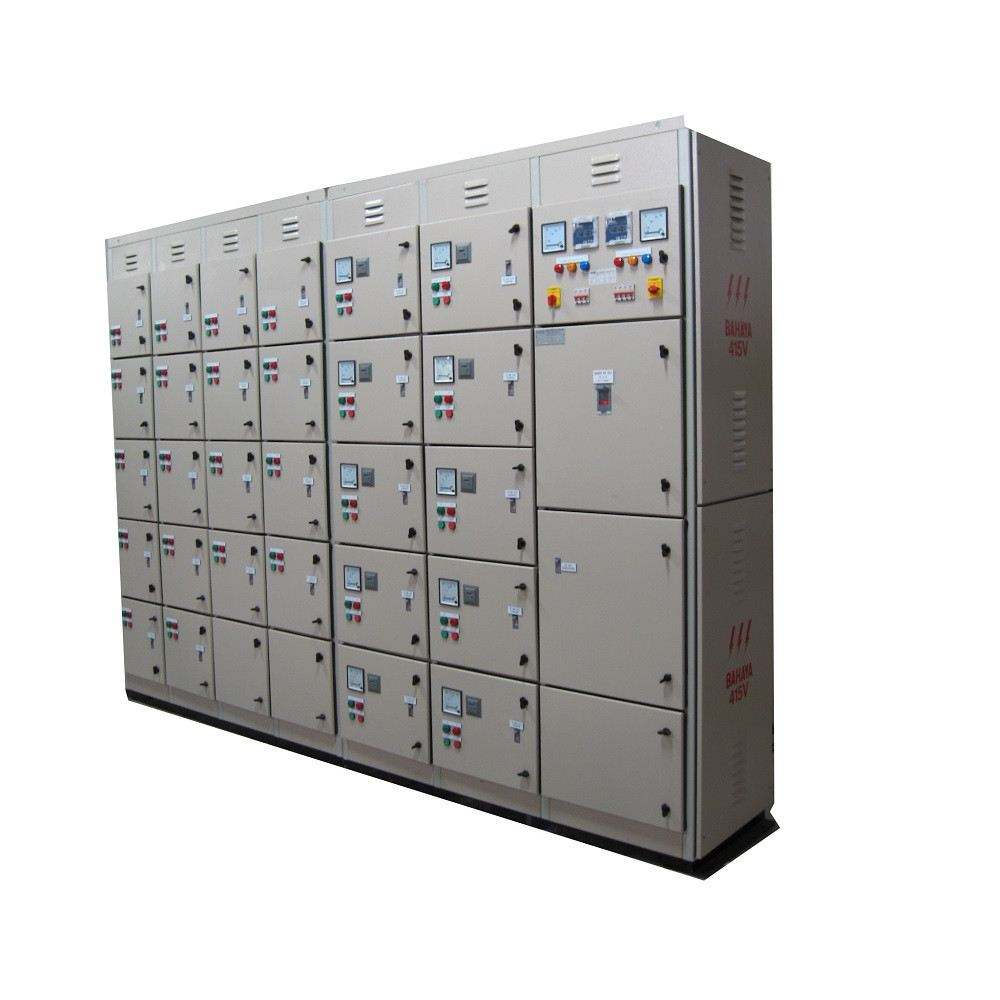 Electrical Equipment Power Distribution Equipment Stainless Steel Material Motor control centre panel