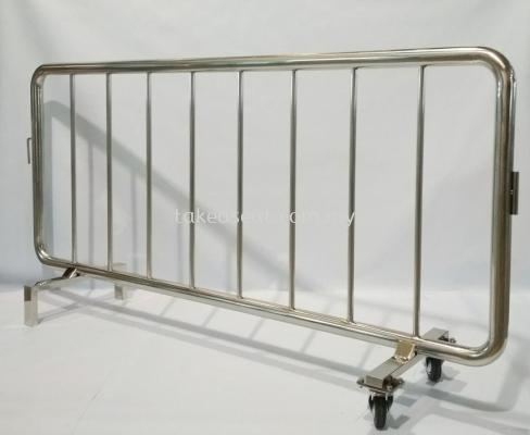 Stainless Steel Barricade