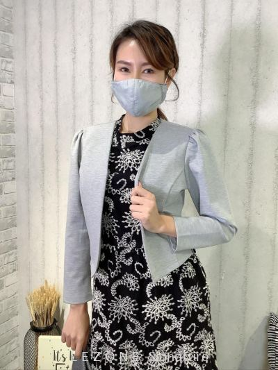 3281 LEZONE Protective 3-Layer Washable Fashion Mask��Limited Collection��