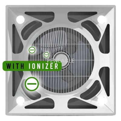 AC28 Energy Saving Air Circulator Infused with Ionizer and Lighting Function