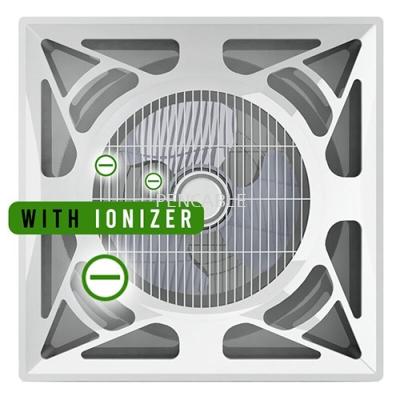 AC18i Energy Saving Air Circulator Infused with Ionizer