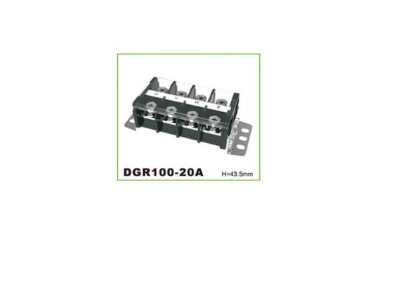 DEGSON DG100-20A BARRIER TERMINAL BLOCK