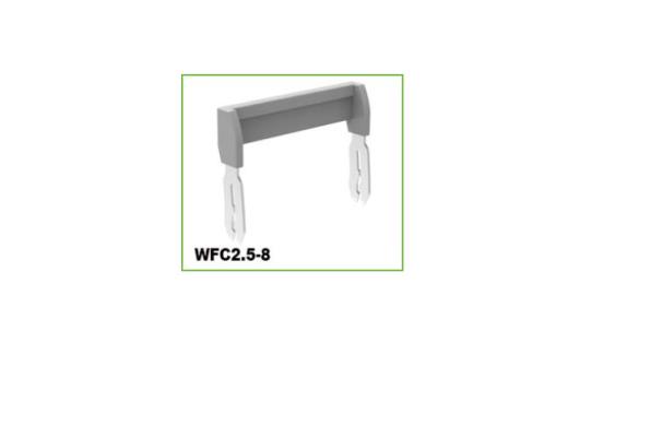 DEGSON WFC2.5-8 DIN RAIL TERMINAL BLOCK