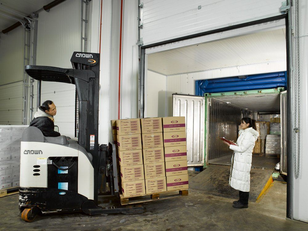 Full Logistic Hub operation service (Container consolidated, Truck trans loading)