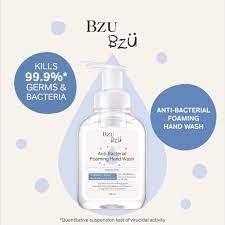 BZU BZU -  ANTI-BACTERIAL FORMING HANS WASH - 300ml - BZU520237