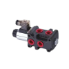 KVH6 Hydraulic Flow Diverter Valve for Excavator, Forklift, Agricultural machinery Others Hydraulic Valve