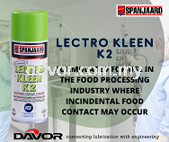 Provides a safe and convenient method of cleaning electronic and electrical equipment