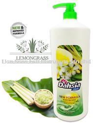 Dahsia LemonGrass Body Shower 2 Lit