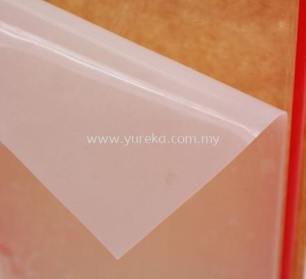 Silicone Rubber Sheet Thin 0.5