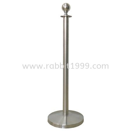 RABBIT STAINLESS STEEL Q-UP STAND - QUS-104/SS RABBIT S/STEEL Q-UP STAND & SIGN BOARD STAND