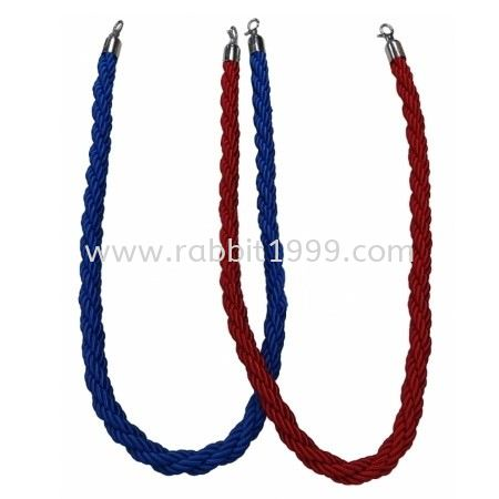 RABBIT Q-UP STAND ROPE - TRP-108 RABBIT S/STEEL Q-UP STAND & SIGN BOARD STAND