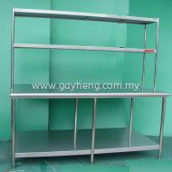Stainless Steel Table 白钢桌子