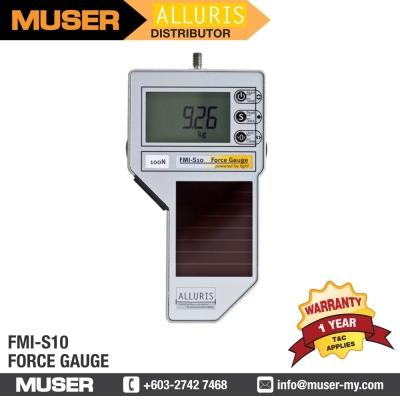 FMI-S10 Force Gauge | Alluris by Muser