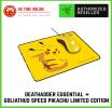 Razer DeathAdder Essential + Razer Goliathus Speed Pikachu Limited Edition   Razer Pokemon Pikachu L Mouse Razer Peripherals