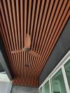 Aluminium Baffle Ceiling Series 07 - Aluminium Box Louvres / Fins