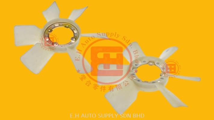 Fan Blade Isuzu FTR FSR 5-13665012-0 / 1-13660129-0