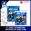 PS4/PS5 F1 2021 Standard Edition R3 Eng/Chn PS5 Game
