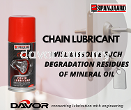 A synthetic, clear lubricant suitable for 250c application with short durations up to 500c