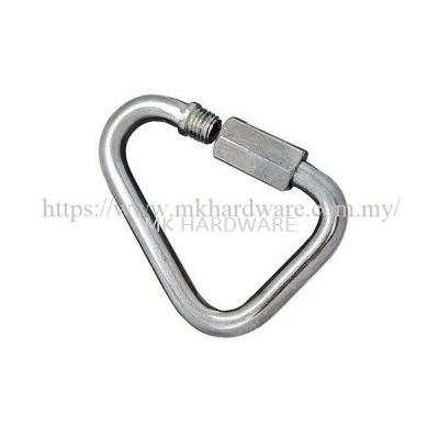 STAINLESS STEEL TRIANGLE QUICK LINK