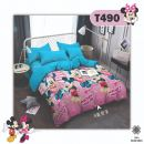 T490 - King/Queen 4in1 Fitted Sheet