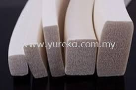 Silicone Rubber Sponge Rectangular