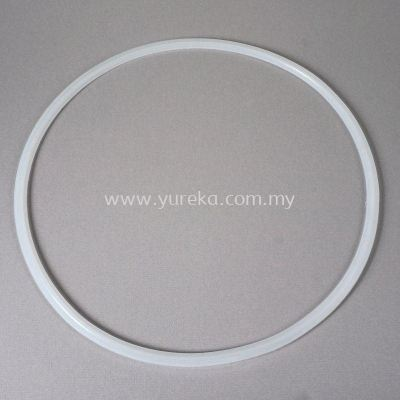 Silicone Rubber Cord Joining Large O'ring