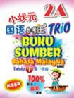 Trio KSSR Malay Vocabulary Year 2 (Part A)