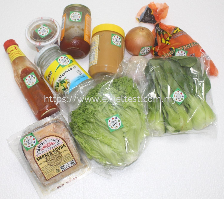 """FreshXXtend Extend 2-4X Food Shelflife """"Magic Sticker"""""""