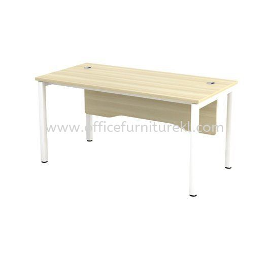 MUPHI WRITING OFFICE TABLE / DESK ASWT 127 (Color Boras Ash) - office table Jaya One | office table Puncak Jalil | office table Bukit Kerinchi | office table Mid Year Sale