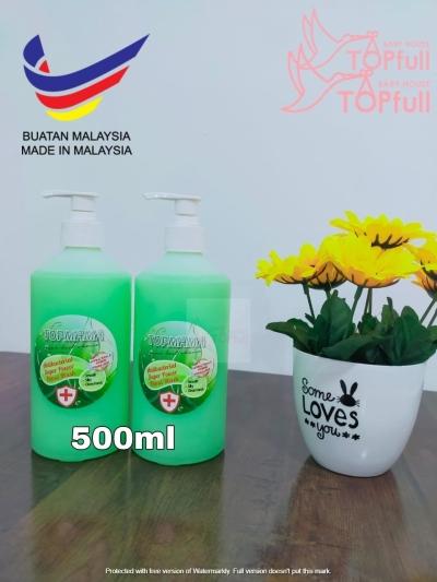 TopMama Antibacterial Super Power Hand Wash with Moisturizer 500ml