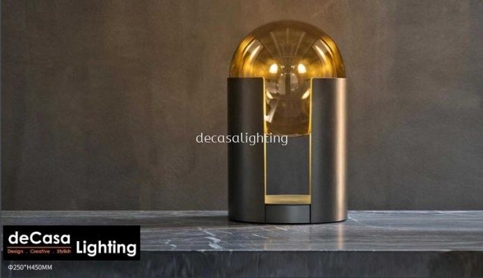 DESIGNER TABLE LAMP ( PRE-ORDER)