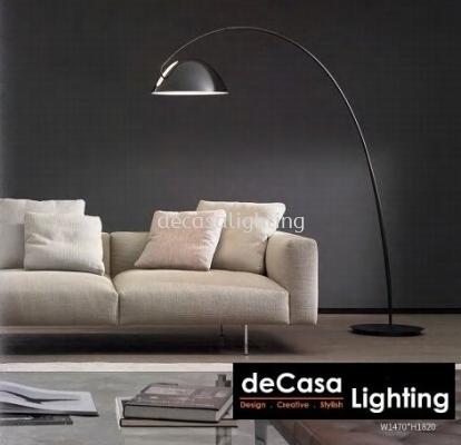 DESIGNER FLOOR LAMP ( PRE-ORDER)