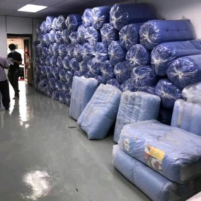 New Rules for employee housing standard mattress with pillows and blanket with bedsheets and pillows covers Penang Batu kawan kulim hi tech