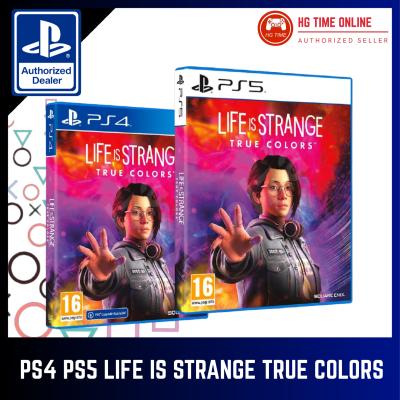 [PRE ORDER] PS4 PS5 Life is Strange True Colors | ETA 10 September | CHN ENG