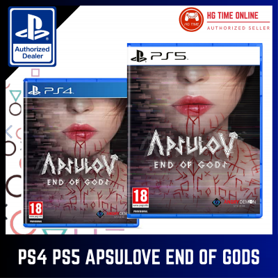 [PRE ORDER] PS4 PS5 Apsulove End of Gods R2 | ETA August 2021