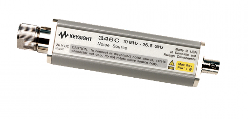 KEYSIGHT 346C Noise Source, 10 MHz to 26.5 GHz