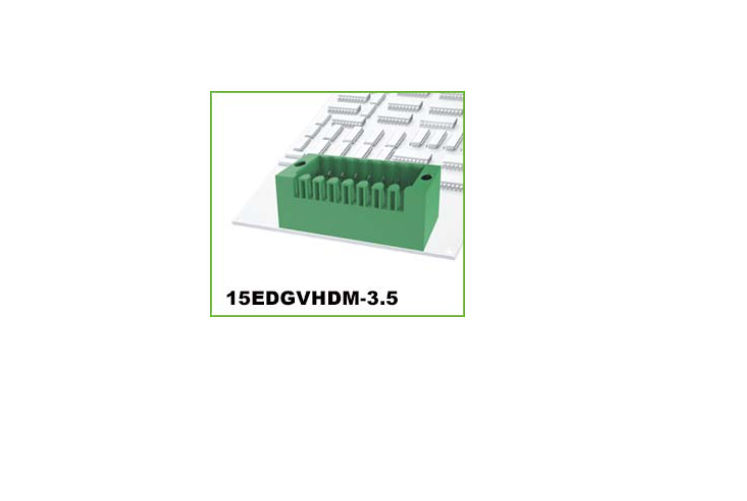 DEGSON 15EDGVHDM-3.5 PLUGGABLE TERMINAL BLOCK