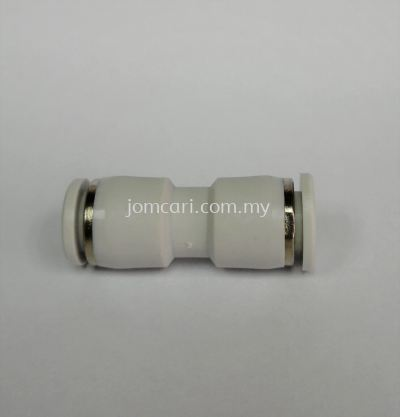 Rexroth Union Straight Connector Push-In Fitting 8mm [Clearance Stock]