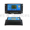 10A Solar Charge Controller Solar Panel