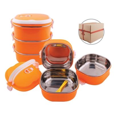 LB 2010 Lunch Box (3 Tier)
