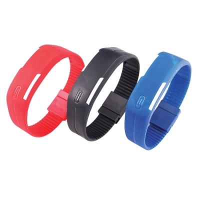 SW 5858 Sporty LED Wristwatch