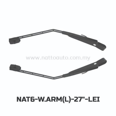 WIPER ARM 27-SG03-A 680MM M10(LEFT+RIGHT)