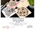 Online Zentangle Workshops Zentangle Workshops  Zentangle