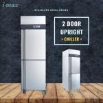 2 Door Upright Chiller