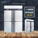 4 Door Upright Freezer