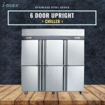 6 Door Upright Chiller