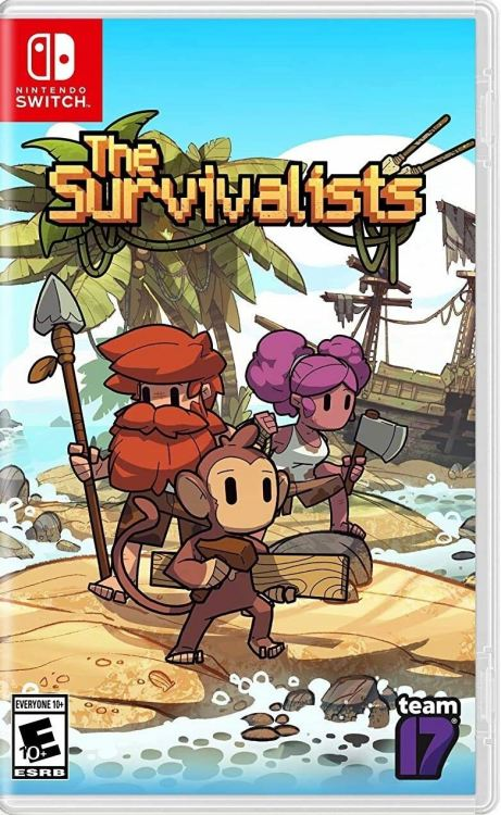Nintendo Switch The Survivalists (English/Chinese)