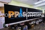 'PPAS' Led frontlit borderless with Poly base 'PPAS' Led frontlit borderless with Poly base Borderless Led Front Lit Box Up